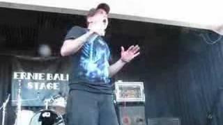 MC Chris - Pizza Butt (Warped Tour 2008)