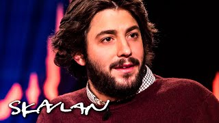 Salvador Sobral: - Eurovision was my prostitution! | English subtitles | SVT/TV 2/Skavlan