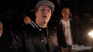 NATIONAL CYPHER 2011 DEL 2 - NORGE RUNDT (Kriss, Joddski, Jaa9 & OnklP) [HD]