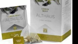 Althaus tea Pyra Packs = English Superior = Tippy Yunnan = Sencha =...
