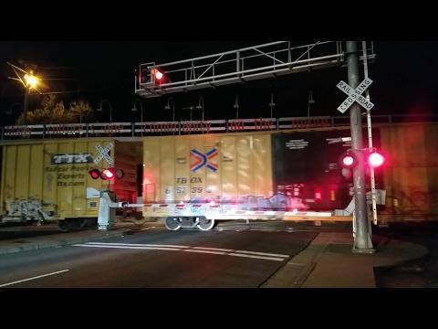 Repeat 7th Avenue & Fogg Street Railroad Crossing, Nashville