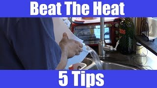 It 39 s HOT Beat The Heat In Your RV 5 Tips