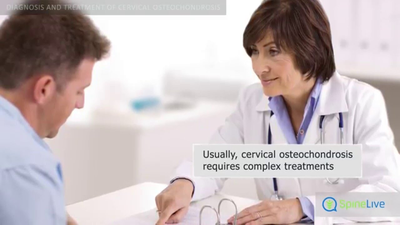 Symptoms and treatment of cervical osteochondrosis in women 87