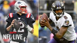NFL Live predicts winners for Week 9 of the 2019 NFL Season | NFL Live