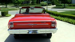 1963 Chevy Nova SS Convertible Classic Muscle Car for Sale in MI Vanguard Motor Sales