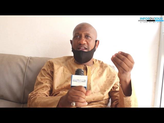 D.BA:«L'arrivée de Moussa Sy dans le coalition BBY est un aveu d'échec de Amadou Ba et Mbaye Ndiaye»