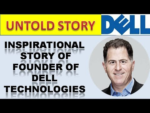 #1 : INSPIRATIONAL STORY OF MICHAEL DELL || BIOGRAPHY OF MICHAEL DELL || Story Behind Dell Success.