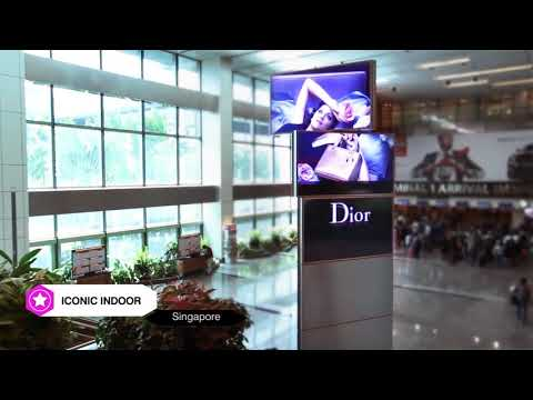 Digital airport advertising 2017 | JCDecaux Global