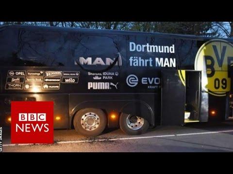 Borussia Dortmund attack: 'Islamist' suspect held - BBC News