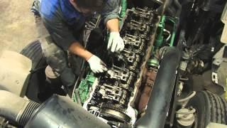видео разборки грузовых вольво