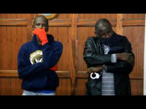 PERSONS WHO DEFRAUDED MINISTRY OF TRANSPORT MILLIONS CHARGED.