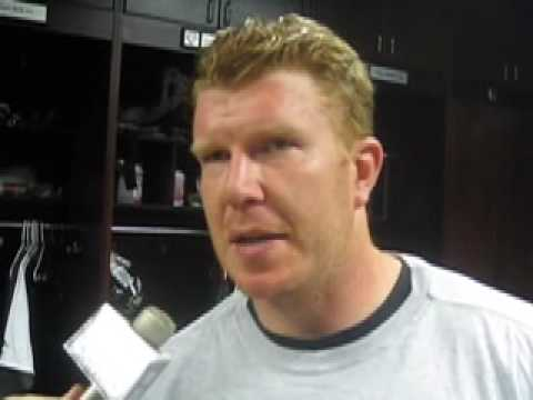 Matt Birk talks about the new system in Baltimore