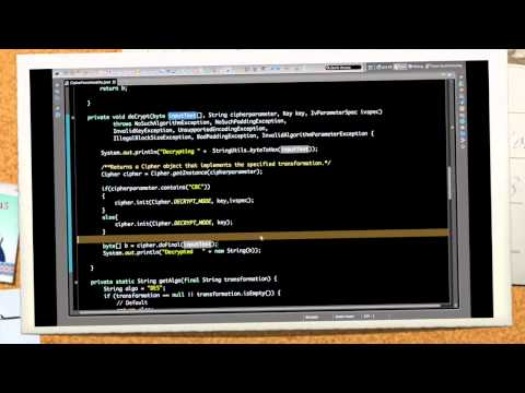 Ciphers In Java,symmetric Encryption Example With Padding,initaivector,modes ECB,CBC