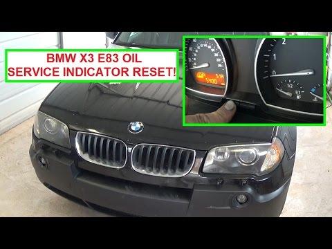 Bmw x3 oil change doovi for Bmw x3 motor oil