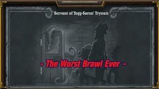 Hearthstone - Worst Tavern Brawl Ever - Vent Video