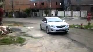Borrachão Corola automatico