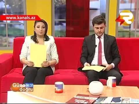 """İRADƏ RÖVŞƏN haqqında Kanal S-in """"Günə doğru"""" verişindən. 01.10.2014"""