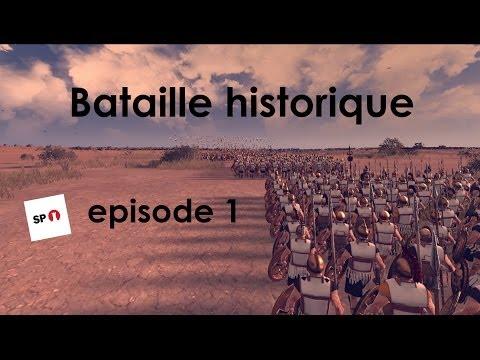 Bataille de Gaugamèles : Stratégie Prod.