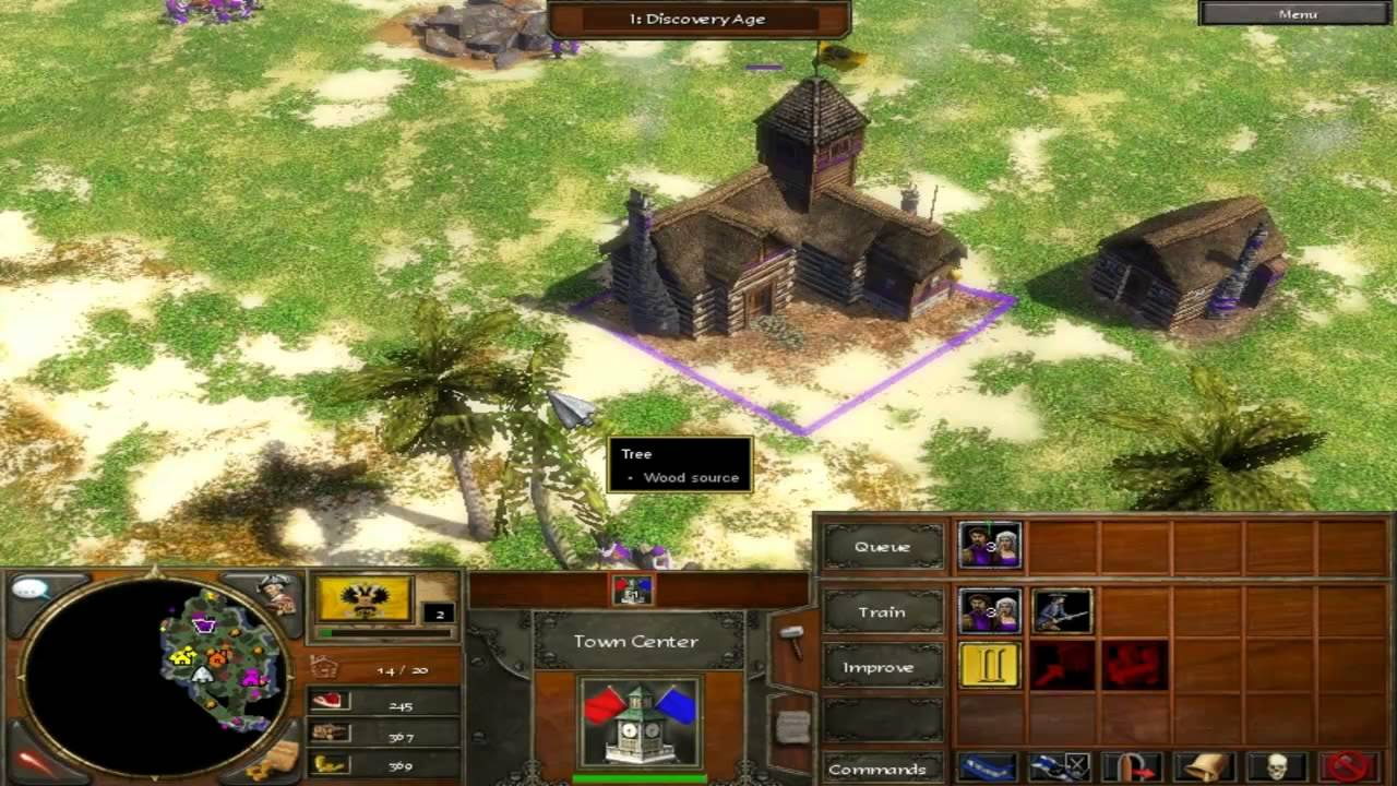 Age Of Empires Iii Is Reborn As Empires Age Of Discovery: Battle Of The Caribbean