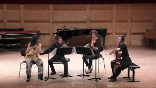 Ferdinand Ries - Flute quartet No. 1 in C major (Liebel flute)