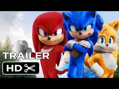 Sonic the Hedgehog 2 (2022) - Full Conceptual Trailer HD