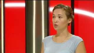 Елена Иванова, Руководитель Проекта «BOtaN» 1 - Старт-UP Show з Nescafe 3в1 - 02.09.2015