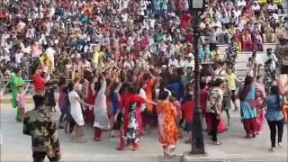 Popular Videos - Wagah & Dance
