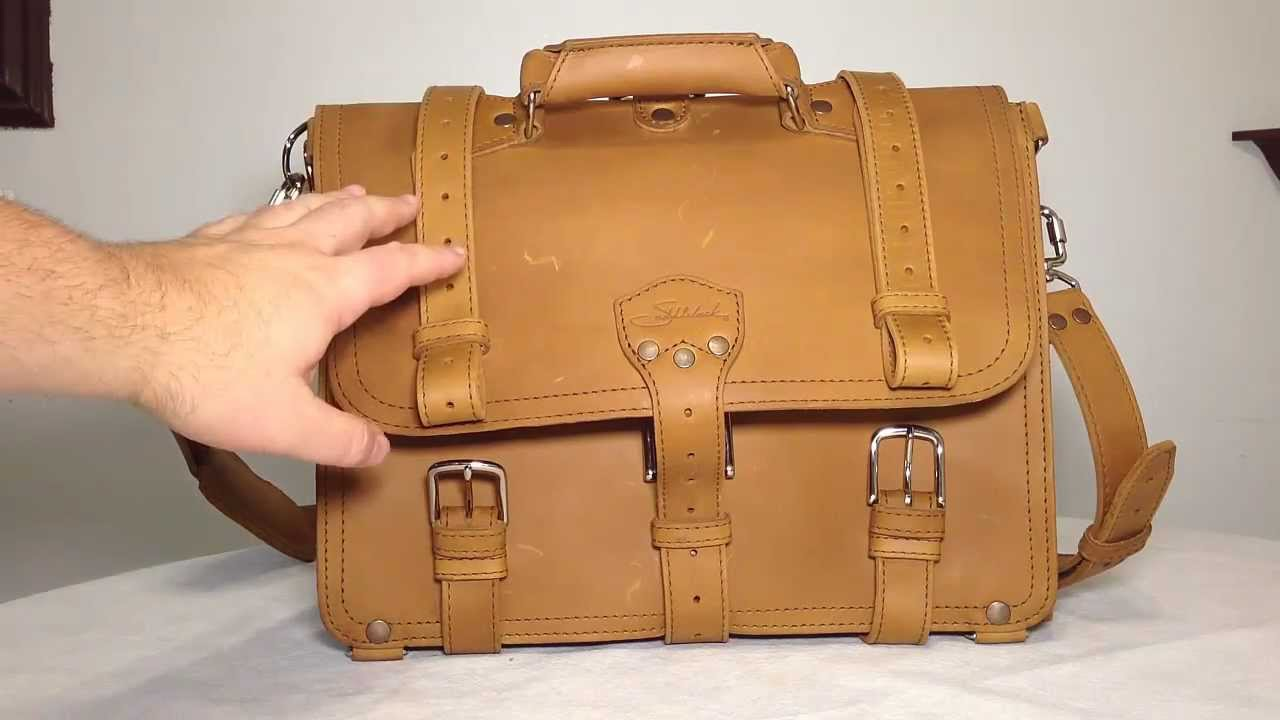 Saddleback Leather Classic Briefcase Review
