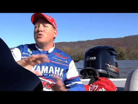 Yamaha Pro Angler Alton Jones Talks More About V MAX SHO