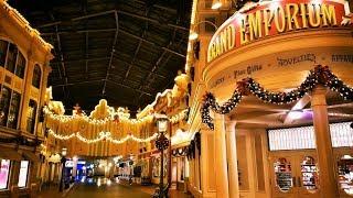 Tokyo Disneyland   World Bazaar   Holiday BGM Loop