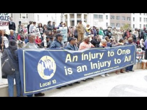 ILWU 10 Members Speak Out On Trump, Capitalism & The Need For A  Workers Party