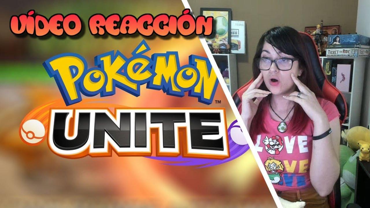 VIDEOREACCION Pokémon Presents -POKEMON UNITE