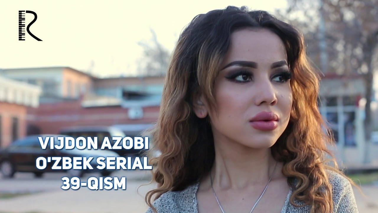 Vijdon azobi (o'zbek serial) | Виждон азоби (узбек сериал) 39-qism
