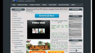 Download Free PC Game Jungle Kartz 2012 Full Version