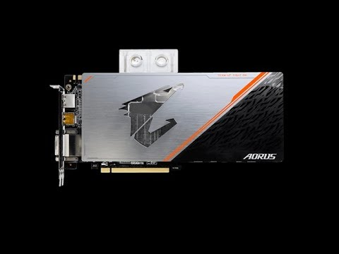 aorus geforce gtx 1080 ti waterforce wb xtreme edition. Black Bedroom Furniture Sets. Home Design Ideas