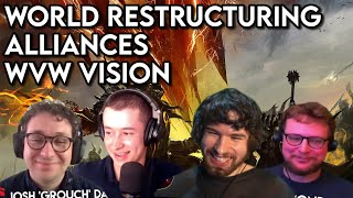 Alliances & World Restru¢turing Q&A With ArenaNet Developers Grouch & Raymond!