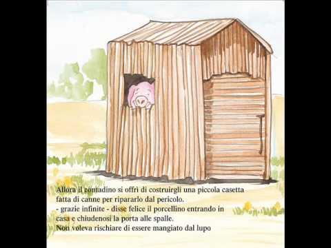 I 3 Porcellini  - AUDIO FIABA ORIGINALE