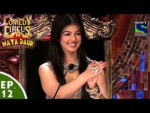 Comedy Circus Ka Naya Daur - Ep 12 - Ayesha Takia Special