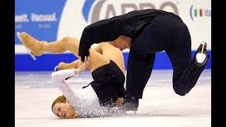 Le meilleur du patinage artistique (Chutes, Insolite, Beauté...)