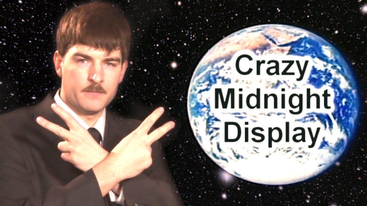 Enjoykin - Crazy Midnight Display