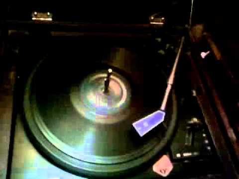 I Love a Lassie (Yo amo a Lassie) Harry Lauder Zonophone Record