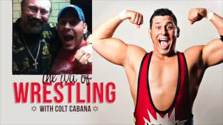 Hillbilly Jim - Art of Wrestling Ep 139 w/ Colt Cabana