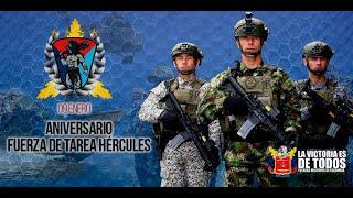 Aniversario Nº3 Fuerza de Tarea Conjunta Hercules