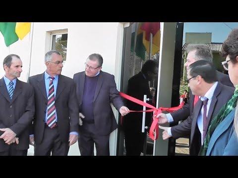 Inauguração da Câmara Municipal de Vereadores de Pinhal - 02