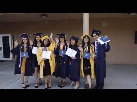 NOVA Academy Graduation 2019 Highlights