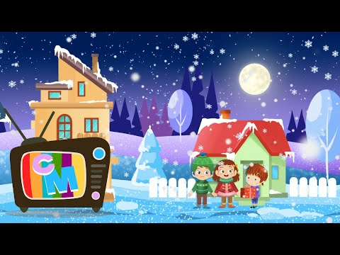Azi, de Craciun – Clopotelul Magic – cantece pentru copii – Cantece pentru copii in limba romana
