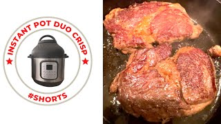 Sous Vide Steak in the Instant…