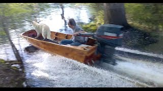 70 mph+ Dixie Twister Strip Boats est..1964 Willards boat works