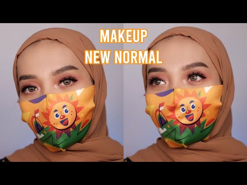 TUTORIAL MAKEUP NEW NORMAL!!!! || FATHI NRM - YouTube