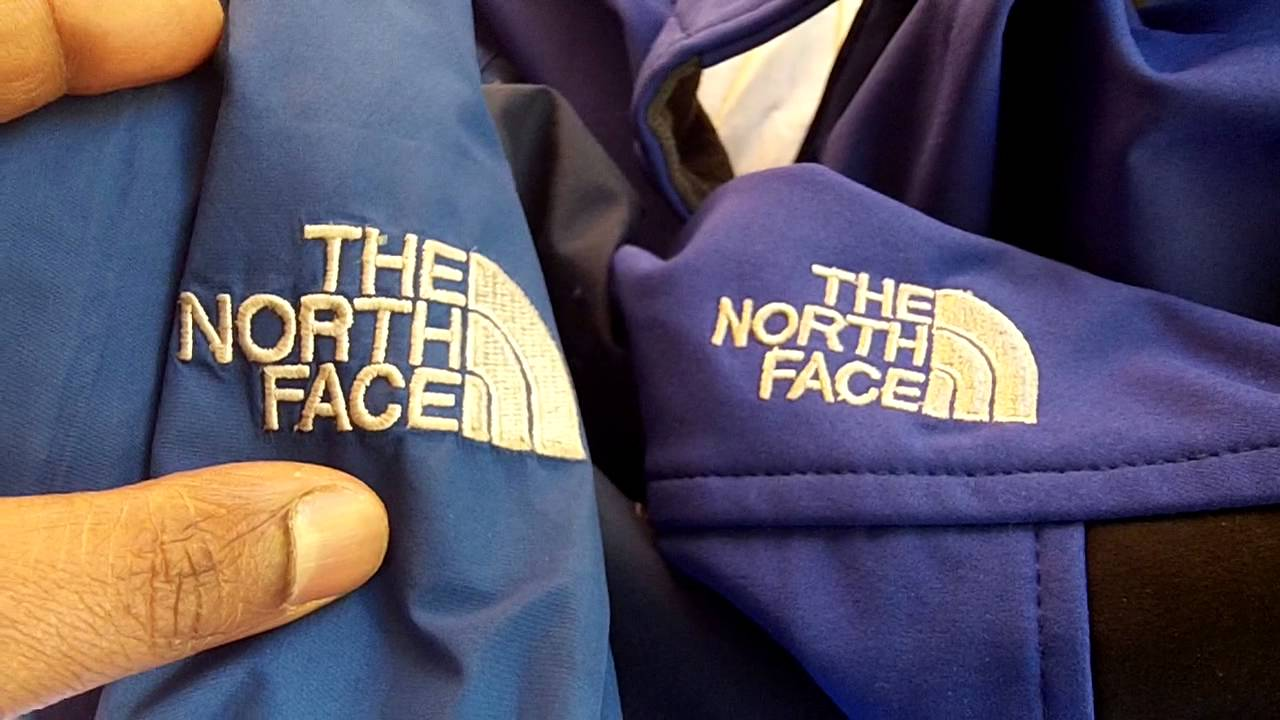 fa9d0235d6be Original vs. Fake North Face Jacket in EU - YouTube